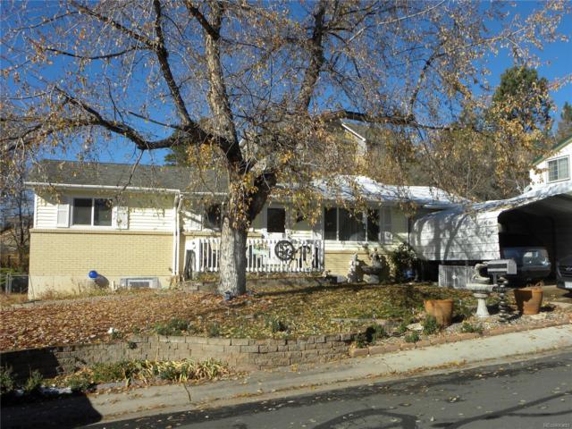 181 Hillside Drive, Castle Rock, CO 80104 (#2589861) :: The Peak Properties Group