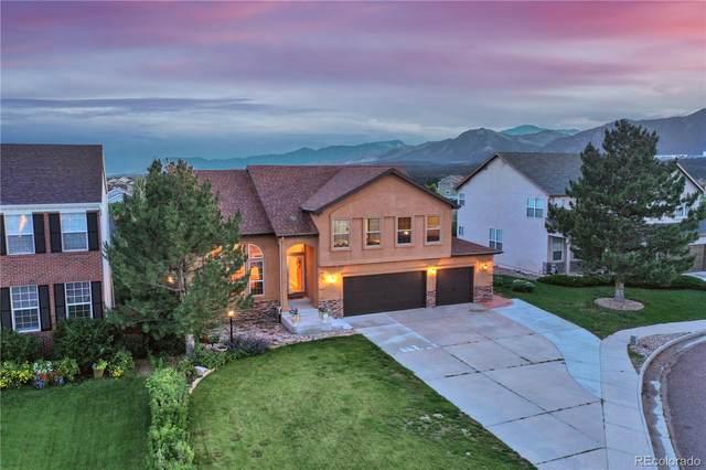 379 Sedona, Colorado Springs, CO 80921 (#2589982) :: Berkshire Hathaway HomeServices Innovative Real Estate