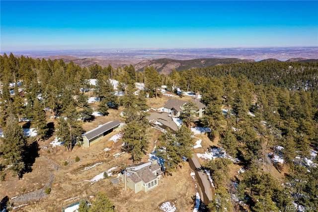 11752 Arnett Ranch Road, Littleton, CO 80127 (#2590008) :: The DeGrood Team