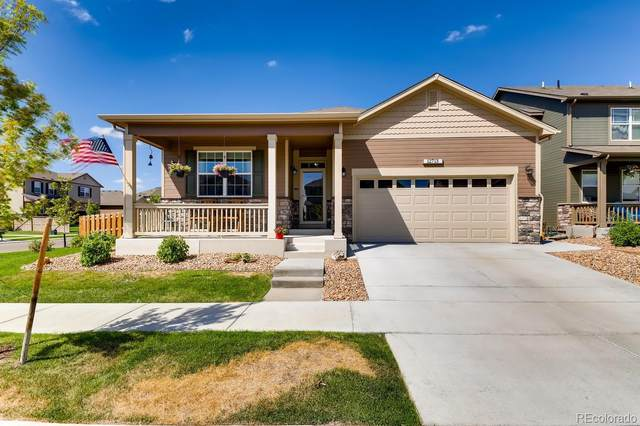 12713 E 104th Drive, Commerce City, CO 80022 (#2590546) :: The DeGrood Team