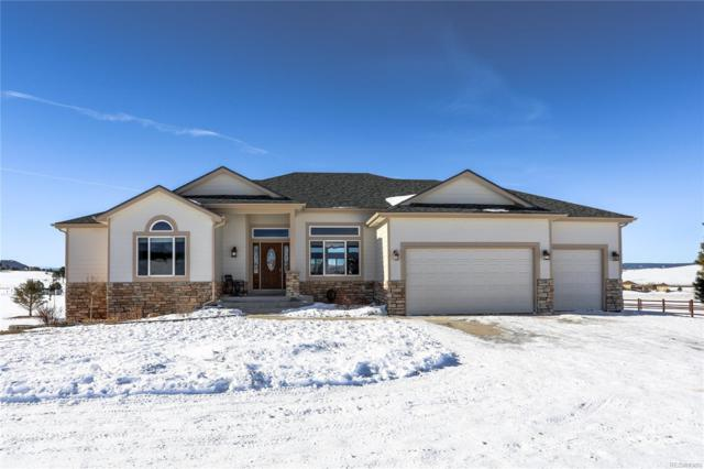 757 Glade Gulch Road, Castle Rock, CO 80104 (#2590927) :: The HomeSmiths Team - Keller Williams