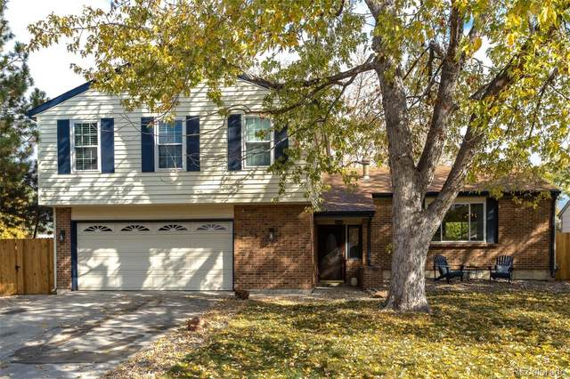 7606 S Ogden Way, Centennial, CO 80122 (#2591003) :: Peak Properties Group