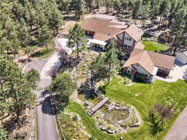 2525 Evergreen Road, Colorado Springs, CO 80921 (#2591959) :: The DeGrood Team