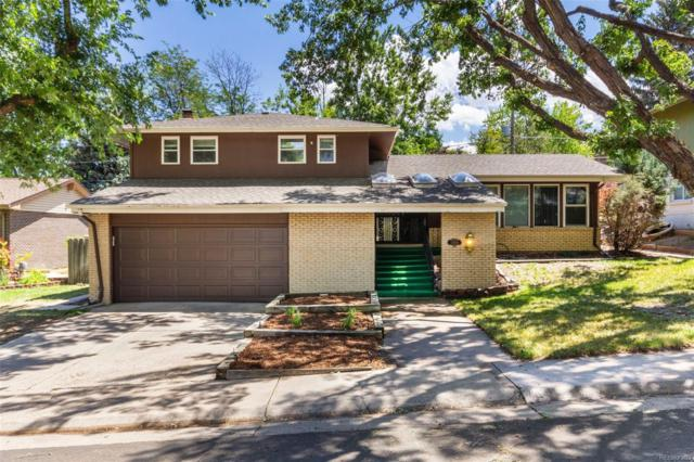 3010 S Xeric Court, Denver, CO 80231 (#2591992) :: The Heyl Group at Keller Williams