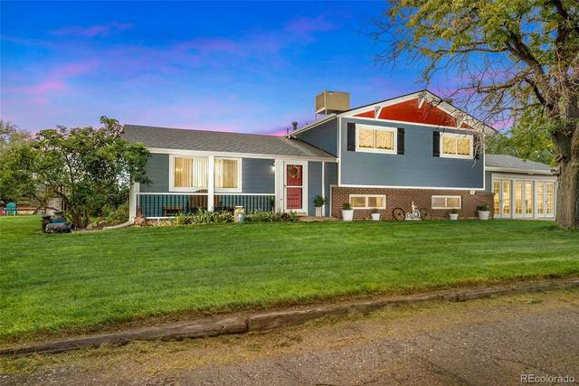 15381 Telluride Street, Brighton, CO 80601 (MLS #2592324) :: 8z Real Estate