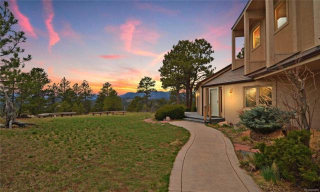 2120 Rockcress Way, Golden, CO 80401 (#2592399) :: The Peak Properties Group
