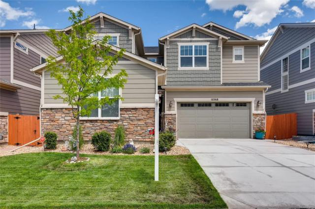 10368 Vienna Street, Parker, CO 80134 (#2592648) :: The Dixon Group