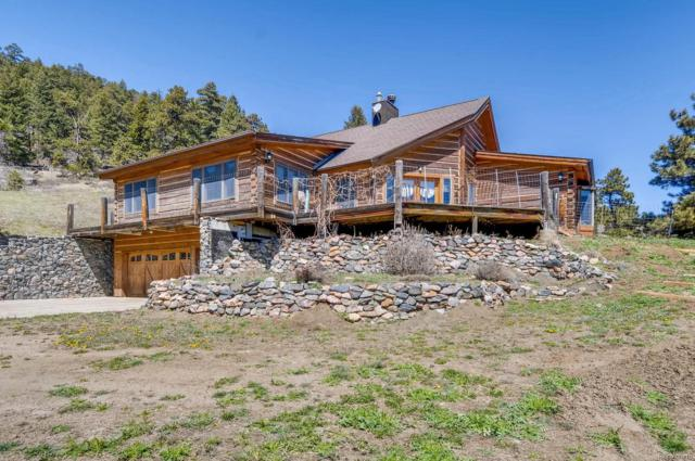 22849 Mountain Spirit Way, Indian Hills, CO 80454 (#2592878) :: Structure CO Group