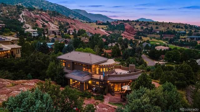 16525 Wild Berry Road, Morrison, CO 80465 (#2592963) :: iHomes Colorado