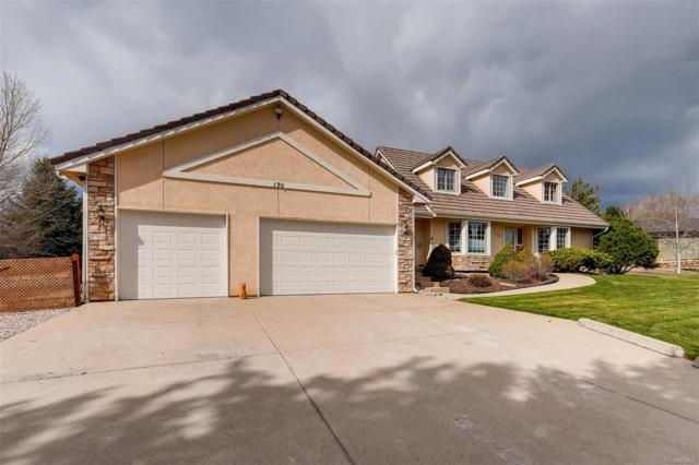 170 Huntington Beach Drive, Colorado Springs, CO 80921 (#2593469) :: The Dixon Group