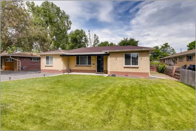 1360 Upham Street, Lakewood, CO 80214 (#2593504) :: The Heyl Group at Keller Williams