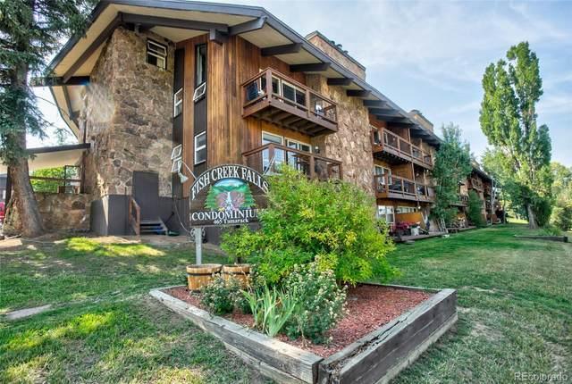 465 Tamarack Drive 8B, Steamboat Springs, CO 80487 (MLS #2594045) :: Bliss Realty Group