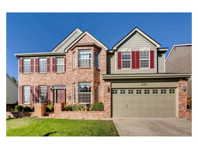 2109 Maples Place, Highlands Ranch, CO 80129 (MLS #2594144) :: 8z Real Estate