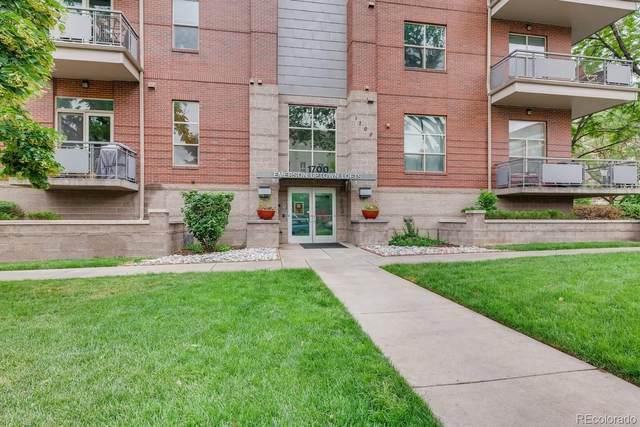 1700 N Emerson Street #209, Denver, CO 80218 (#2594572) :: Finch & Gable Real Estate Co.
