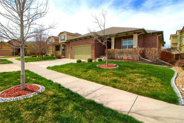 6293 S Kellerman Court, Aurora, CO 80016 (#2594876) :: The Tamborra Team