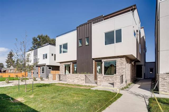 1368 Yates Street #2, Denver, CO 80204 (#2595487) :: RazrGroup