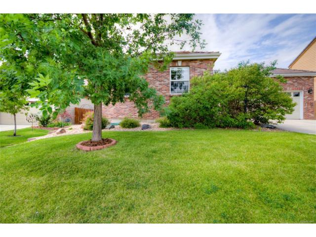 10350 Nottingham Drive, Parker, CO 80134 (MLS #2595504) :: 8z Real Estate