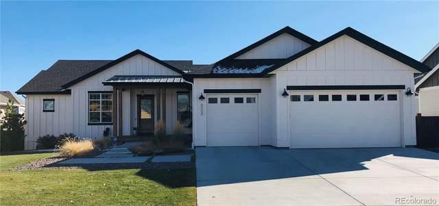 6009 Sunny Crest Drive, Timnath, CO 80547 (#2595716) :: Peak Properties Group