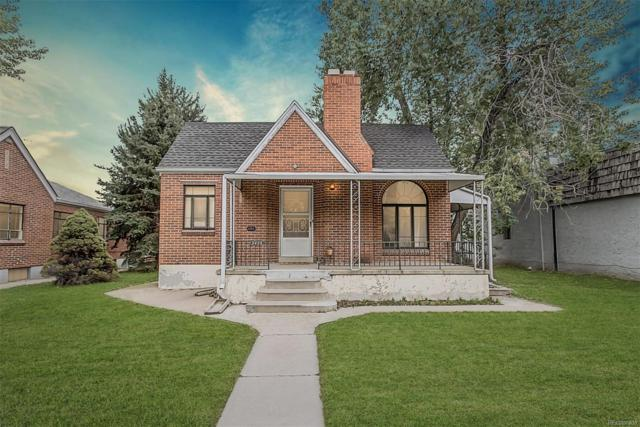 3434 W 29th Avenue, Denver, CO 80211 (#2596445) :: Bring Home Denver