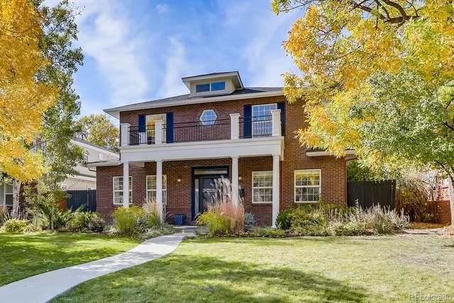 2135 S Monroe Street, Denver, CO 80210 (#2596618) :: Berkshire Hathaway Elevated Living Real Estate