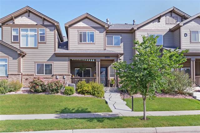 2608 Kansas Drive D125, Fort Collins, CO 80525 (MLS #2596672) :: Bliss Realty Group
