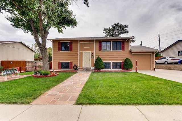 14522 E 26th Avenue, Aurora, CO 80011 (MLS #2596698) :: 8z Real Estate