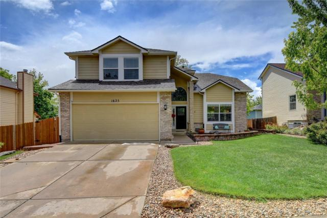 1625 Daphne Street, Broomfield, CO 80020 (#2597369) :: The Heyl Group at Keller Williams