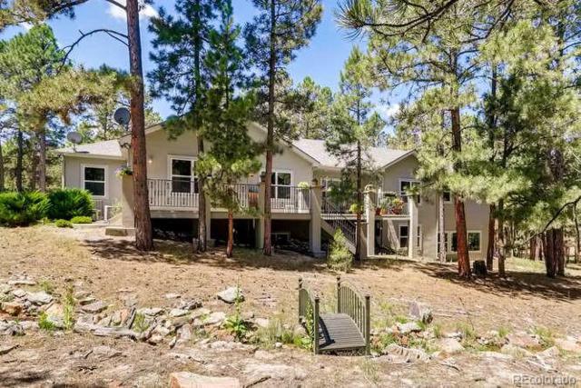 11338 Timbers Circle, Kiowa, CO 80117 (#2597899) :: Wisdom Real Estate