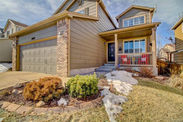 10322 Rotherwood Circle, Highlands Ranch, CO 80130 (#2598400) :: The Healey Group