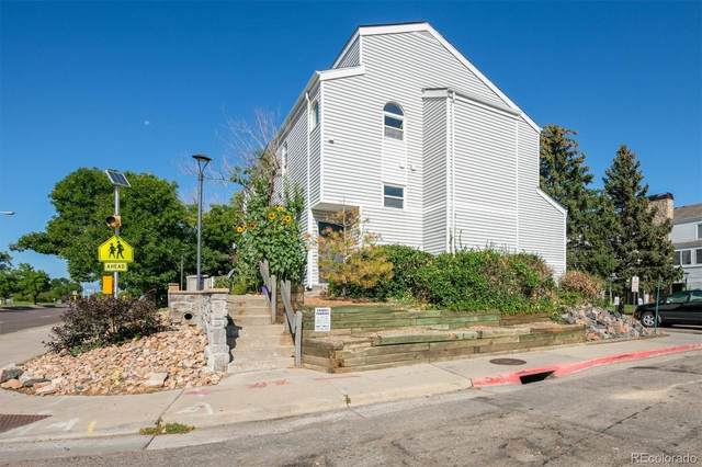 11101 E Alameda Avenue #201, Aurora, CO 80012 (MLS #2598477) :: Find Colorado