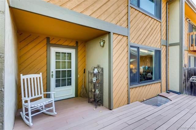 12610 W Bayaud Avenue #6, Lakewood, CO 80228 (#2598615) :: James Crocker Team