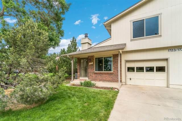 1723 S Kline Way, Lakewood, CO 80232 (MLS #2598845) :: 8z Real Estate
