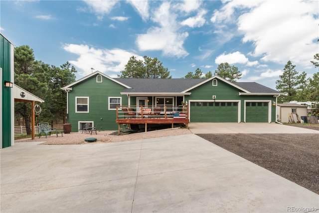 27469 Forest Ridge Drive, Kiowa, CO 80117 (#2598866) :: iHomes Colorado