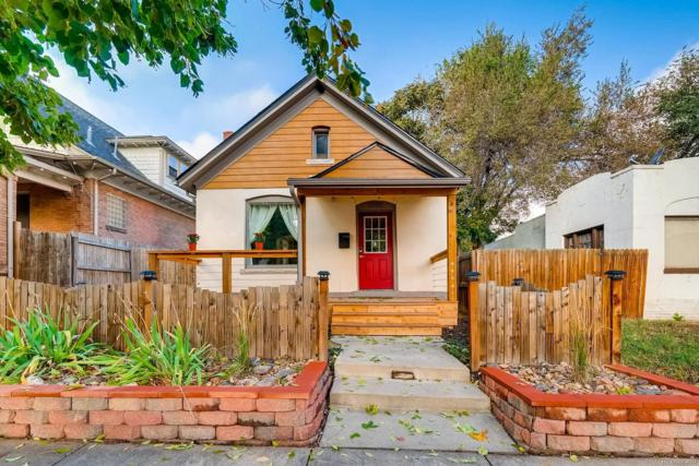 3743 Tejon Street, Denver, CO 80211 (#2598980) :: The Heyl Group at Keller Williams