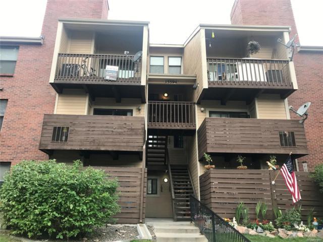 15594 E Arizona Avenue #306, Aurora, CO 80017 (MLS #2599489) :: 8z Real Estate