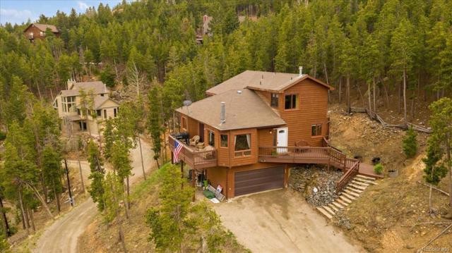 81 Yarrow Trail, Evergreen, CO 80439 (#2599713) :: Colorado Home Finder Realty