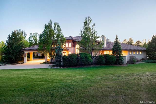 5711 E Stanford Drive, Cherry Hills Village, CO 80111 (#2599944) :: Relevate | Denver