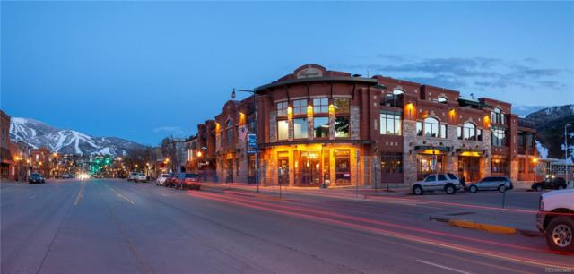 941 Lincoln Avenue 200-E, Steamboat Springs, CO 80487 (#2600060) :: The DeGrood Team