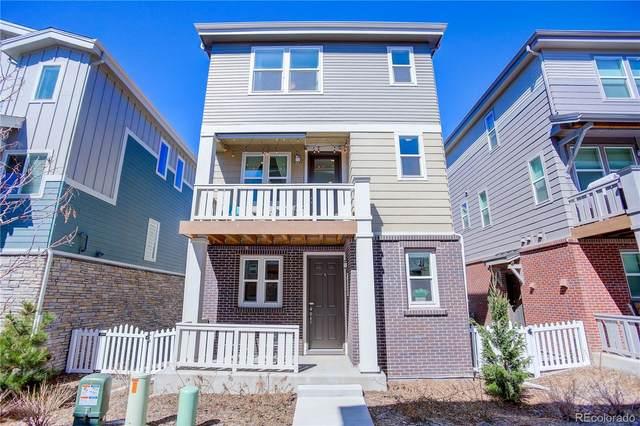 12876 E Wesley Place, Aurora, CO 80014 (#2600115) :: The Dixon Group