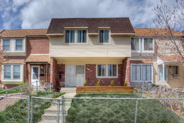 11671 Sherman Street, Northglenn, CO 80233 (#2600636) :: RE/MAX Professionals
