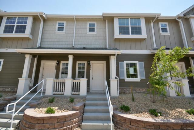 14700 E 104th Avenue #3603, Commerce City, CO 80022 (#2600756) :: The Healey Group