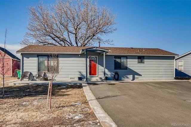 335 Grape Street, Hudson, CO 80642 (#2601002) :: Stephanie Fryncko | Keller Williams Integrity