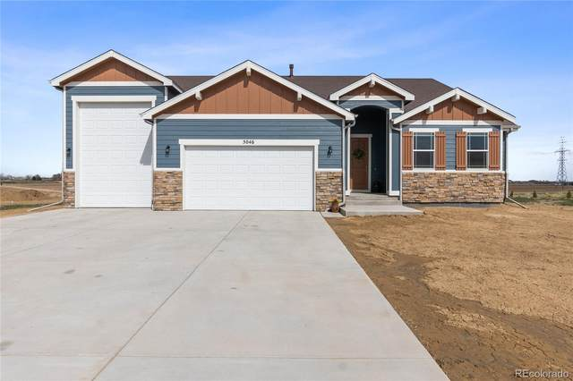 5046 Prairie Lark Lane, Severance, CO 80615 (#2601048) :: HomeSmart