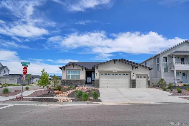 8155 Gilpin Peak Drive, Colorado Springs, CO 80924 (MLS #2601290) :: Stephanie Kolesar