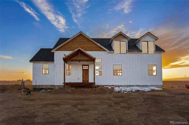 59673 E Powers Place, Strasburg, CO 80136 (#2601620) :: The DeGrood Team