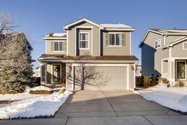 9591 Marmot Ridge Circle, Littleton, CO 80125 (#2601831) :: The City and Mountains Group