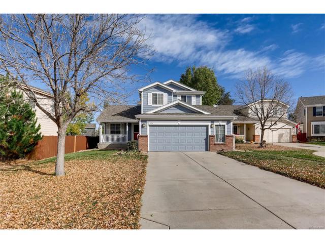 5374 Hospitality Place, Parker, CO 80134 (MLS #2601870) :: 8z Real Estate