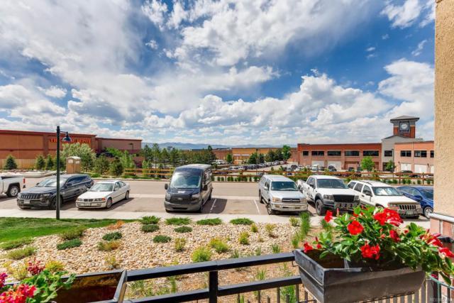 9258 Rockhurst Street #103, Highlands Ranch, CO 80129 (#2601880) :: Colorado Home Finder Realty