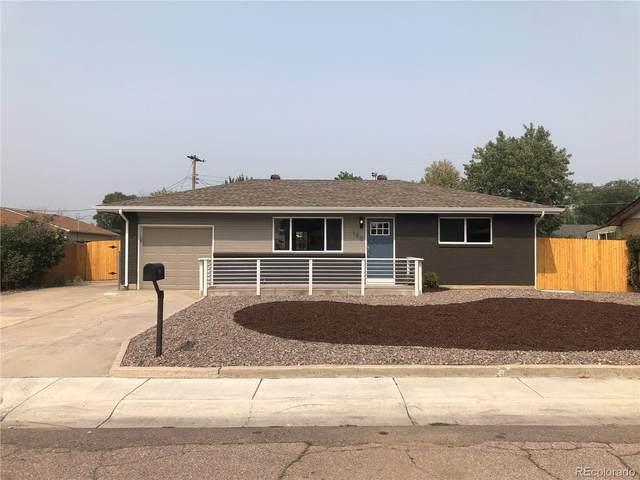 150 Dartmouth Street, Colorado Springs, CO 80911 (MLS #2601960) :: 8z Real Estate