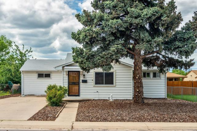 1815 S Raritan Street, Denver, CO 80223 (#2602103) :: Wisdom Real Estate